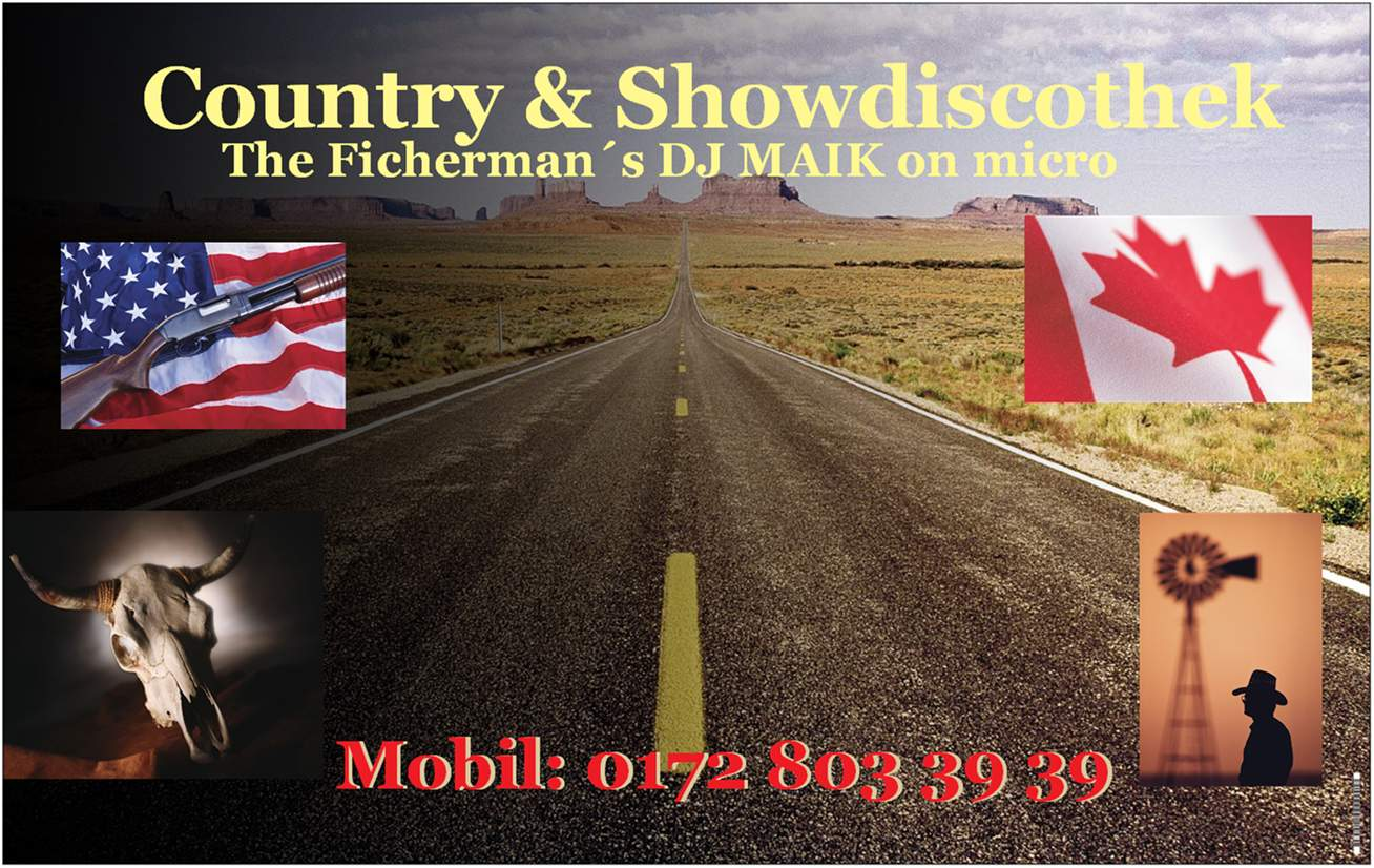Country & Showdiscothek The Ficherman´s ©